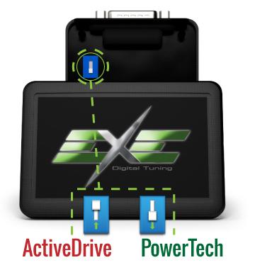 Chip de potencia EXE Digital Tuning